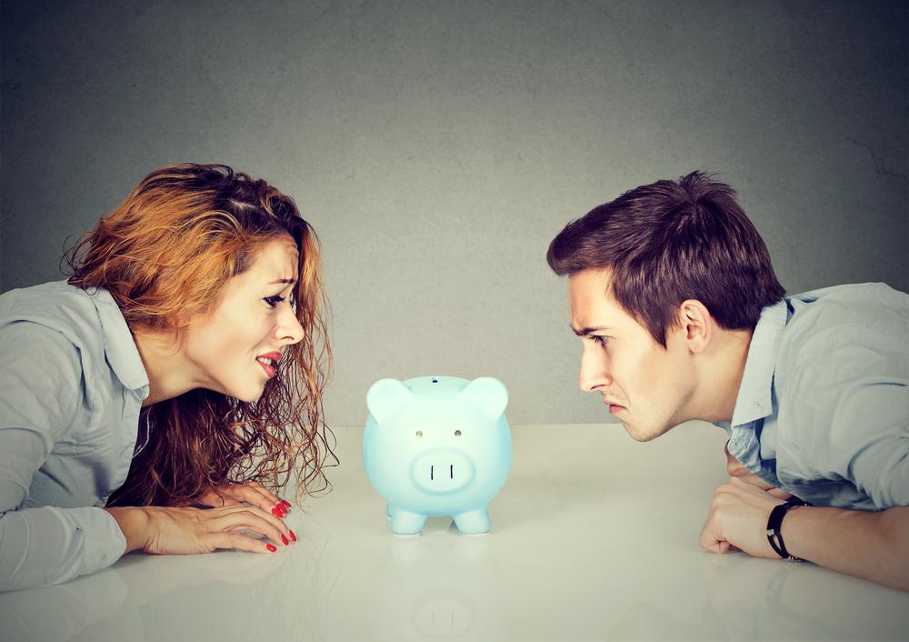 Dividing Debt in a Divorce